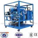 Déshydrateur d'huile de transformateur avec le vide poussé et le débit élevé