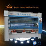 10 слоев машины давления гидровлического Woodworking переклейки горячей