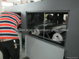 TM - UV 10m 눈송이 효력 UV 건조용 기계