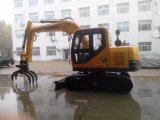 ISO9001証明書が付いている新しく小さいクローラー掘削機機械