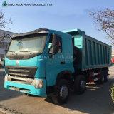 2017 nuovo autocarro con cassone ribaltabile di Sinotruk HOWO 6X4 8X4