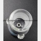 Transparante Kom 14.5mm, het Recycling van het Kanon van het Glas Hoofd Vrouwelijke van de Tabak van 18.8mm