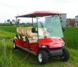 Автомобиль гольфа 3000 w электрический/автомобиль клуба с 6 местами для сбываний