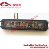 indicatore luminoso d'avvertimento infiammante dello stroboscopio della griglia di 18W ECE R65 LED