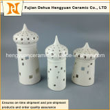 Titular da vela de cerâmica da casa para islamismo