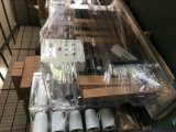 4040 Ss Navio de membrana para purificação de água RO Industriais