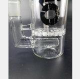 Transparentes Glaswasser-Rohr Filter-Ansammlungs-Hauben-Zubehör