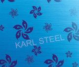 高品質のステンレス鋼カラーシート