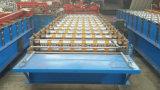 Verschiedene kundenspezifische glasig-glänzende Dach-Fliese, die Maschinerie herstellt