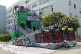 Buon Price Giant Inflatable Water Slide per Adult e Kids, Inflatable Jumping Castle Play Field da vendere