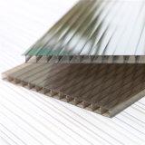 Classificare gli strati UV dai 50 micron del rivestimento del policarbonato del gemello della cavità della parete