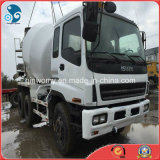 Miscelatore usato del camion di Isuzu del miscelatore del camion di Isuzu da vendere
