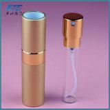 Изготовленный на заказ алюминиевая стеклянная бутылка атомизатора дух