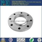 ISO9001 de overgegaane Flens Van uitstekende kwaliteit van het Roestvrij staal