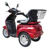 Надежные простой стиль 500W электрический инвалидных колясках, 3 Колеса электрического скутера мобильности (ТК-022)