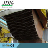 Yds-2 Multi-Vio las láminas y los segmentos para el corte por bloques del granito