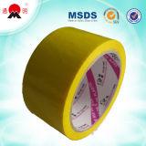 Bande colorée adhésive d'emballage de BOPP