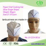 Chapeau de papier remplaçable de fourrage (bleu choisir la bande)