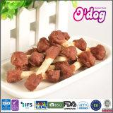 Odog 개밥을%s 백색 Munchy 지팡이 쇠고기 dumbbell