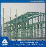 Marco para el edificio de acero, marco de acero de la estructura de acero 2017