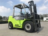 Carro Elevateur carretilla elevadora diesel de 5 toneladas para la venta