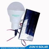 Портативная и прочный и доступный источник питания солнечной энергии солнечного светодиодные лампы для чтения