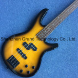 Strings Ricken 4 Electric Bass Guitar com hardware cromado (GB-24)