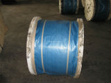 Ungalv. 강철 Wire Rope, Elevator를 위한 Black Steel Wire Rope /Steel Wire Rope