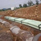 Tubo della flangia di rinforzo vetroresina professionale del fornitore con i montaggi