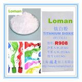 Dióxido de titânio Rutilo&Loman TiO2 para o revestimento, pintura e aplicações de tinta