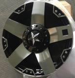 20 колесо сплава Xd SUV 4X4 дюйма для виллиса Тойота Хонда