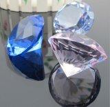 Lever Om het even welke Diamant van het Kristal van de Grootte Kleurrijke