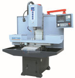 4 축선 취미 XK7124 XK7125 판매를 위한 싼 CNC 수직 축융기