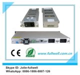 Cnr: 52dB, Sbs: 13 ~19dBm Adj. Hfc 1550nm CATV Fiber External Optical Transmitter (FWT-1550EH -2X9)