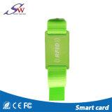 Aperçu gratuit LF 125kHz un bracelet d'IDENTIFICATION RF d'utilisation de temps