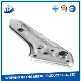 Laser d'OEM Custting/fabrication de estampage/de dépliement de cadre de tôle pour le connecteur en laiton