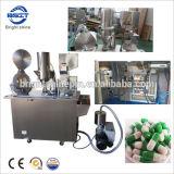 Botão de pressão da cápsula semiautomático operadas manual da máquina de enchimento