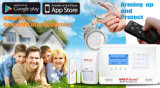 Home Safety를 위한 무선 GSM Home Security Burglar Alarm System