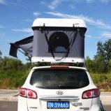 屋外のテント車のキャンプのTralier SUVの手段の屋根の上のテント