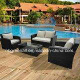 Mobilia esterna di vendita calda per il sofà del giardino rattan/dei 2016 vimini