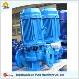 Pompa di innesco della conduttura verticale ad alta pressione, pompa in-linea verticale
