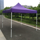 3x3m violet pop up d'acier de plein air Gazebo tente de pliage