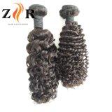 Tessuto brasiliano superiore dei capelli dell'onda di oceano del commercio all'ingrosso dei capelli del Virgin