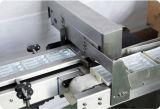 Paquete de cuadro de plegado automático de la máquina para bandeja de plástico Productos (DZ-120)