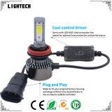 Heißer verkaufenselbst-LED Scheinwerfer des Erzeugungs-H13 des Scheinwerfer-(H1, H3, H4, H7, H8, H11, 9005, 9006 12V 60W)