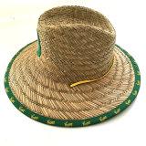 여름 형식 밀짚 모자