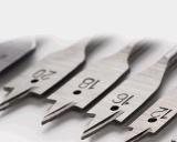 Dígito binario de taladro plano de madera para el corte de madera