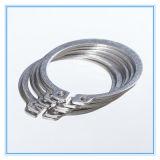 Anello elastico interno dell'acciaio inossidabile 304 per l'asta cilindrica