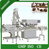 Машина модельного автоматического винта Xg-80 цены по прейскуранту завода-изготовителя покрывая для бутылки