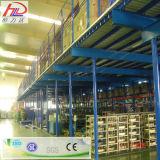 Cremalheira resistente do metal do armazenamento aprovado ajustável do Ce